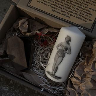 candle voodoo