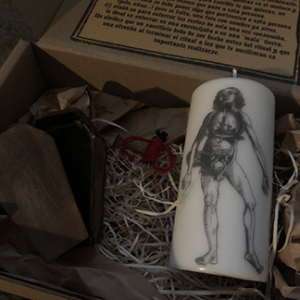 voto candle witch